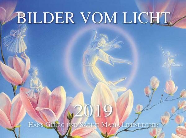 Bilder vom Licht 2019 Wandkalender