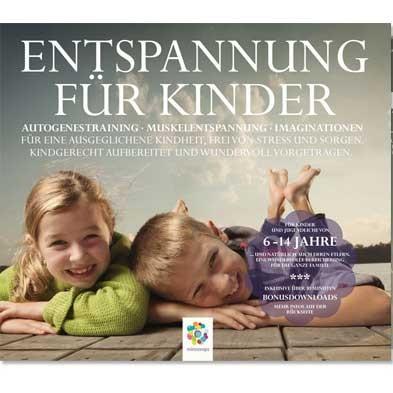 ENTSPANNUNG FÜR KINDER CD / MP3