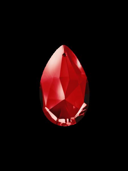 "Kristalltropfen ""Roter Schöpfungsstrahl"""