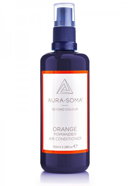 Aura-Soma® Raumspray Orange - Pomander