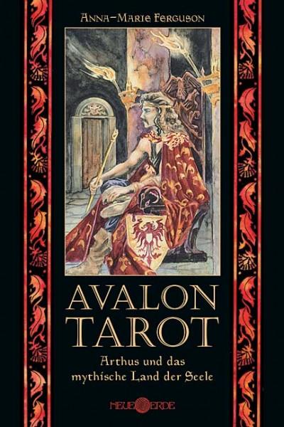 Avalon Tarot - Anna M. Ferguson