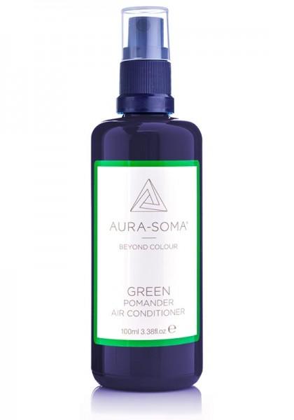 Aura-Soma® Raumspray Smaragdgrün - Pomander