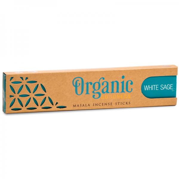Organic Goodness Räucherstäbchen - Weißer Salbei
