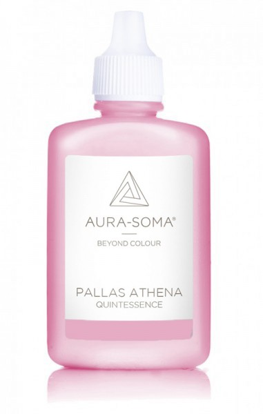 Aura-Soma® Quintessenz Pallas Athene & Aeolus