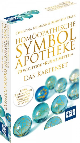 """Kartenset: Homöopathische Symbolapotheke: 70 wichtige """"Kleine Mittel"""""""
