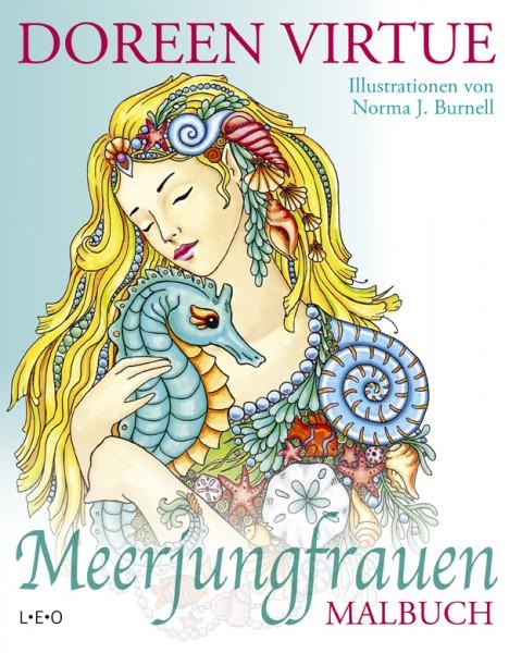 Meerjungfrauen Malbuch, Doreen Virtue
