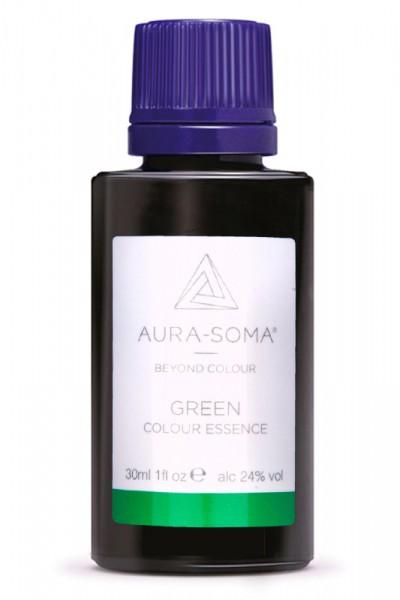Aura-Soma® Farbessenz Grün