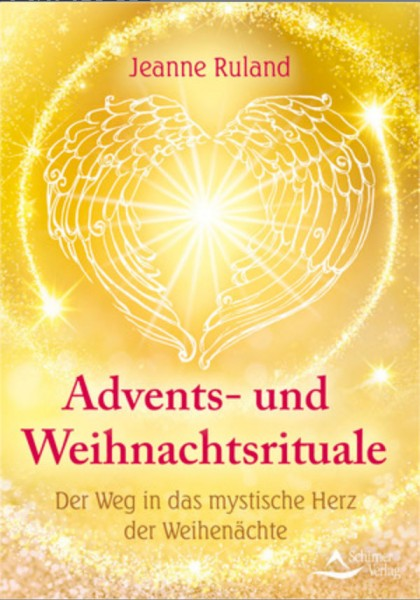 Buchcover Advents- und Weihnachtsrituale, Jeanne Ruland