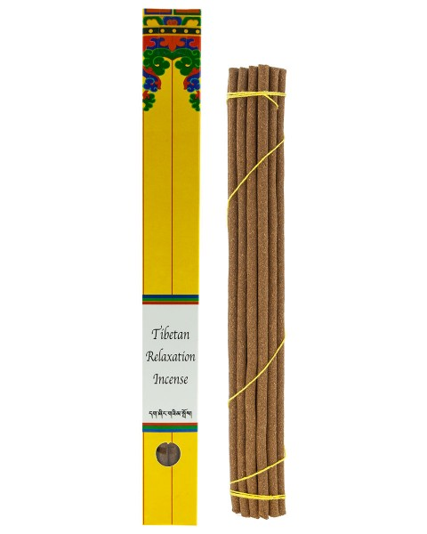"""Pure Land Tibetan Incense """"Relaxation"""""""