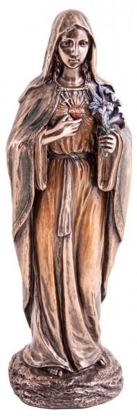 """Statue """"Mutter Maria"""" in Bronze"""