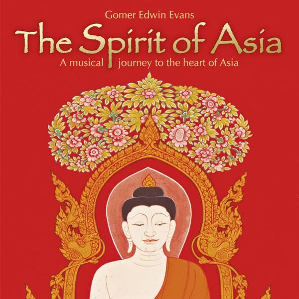 The Spirit of Asia (CD)