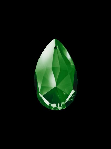 """Kristalltropfen """"Grüner Schöpfungsstrahl"""""""
