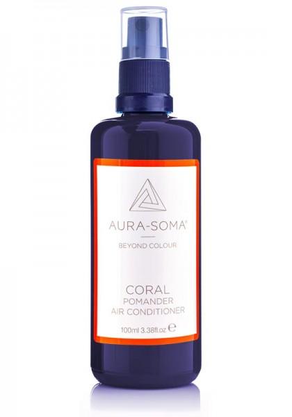 Aura-Soma® Raumspray Koralle - Pomander