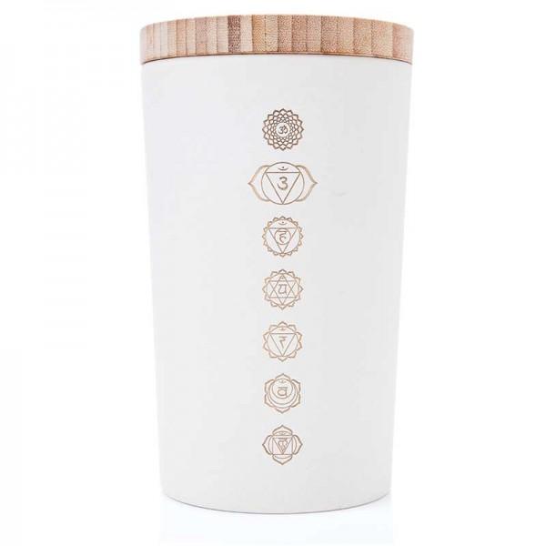 7 Chakras Storage Jar