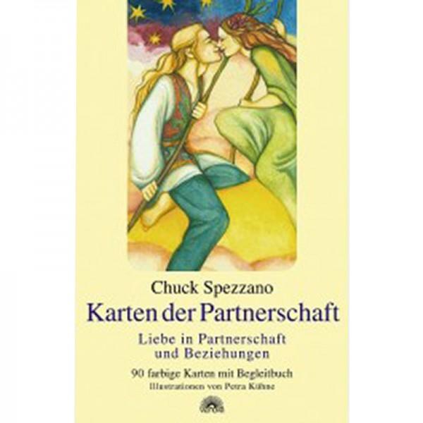 Kartenset - Karten der Partnerschaft von Chuck Spezzano