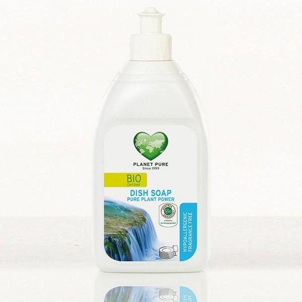 Planet Pure - Bio Spülmittel Hypoallergen ohne Duftstoffe