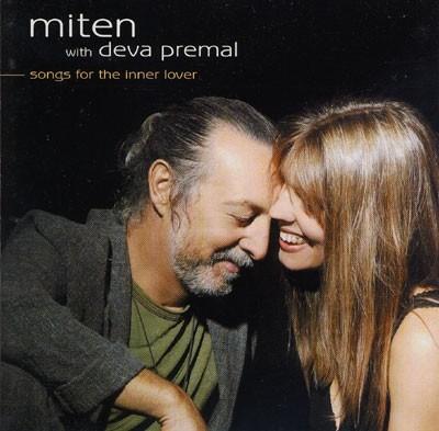 Songs for the Inner Lover - Miten with Deva Premal CD