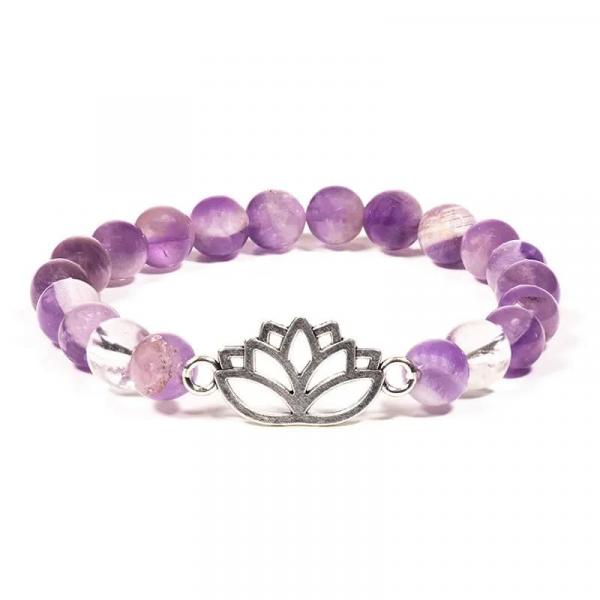 "Armband ""Lotus Inspiration"""