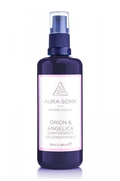 Aura-Soma® Raumspray Orion & Angelika - Quintessenz