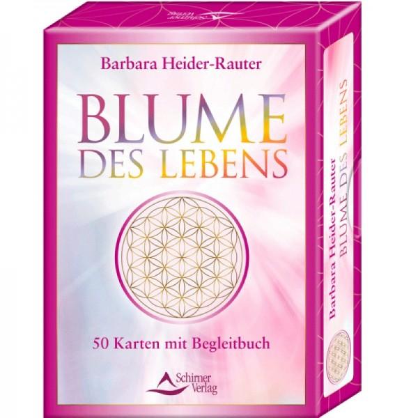 Blume des Lebens Kartenset Barbara Heider-rauter