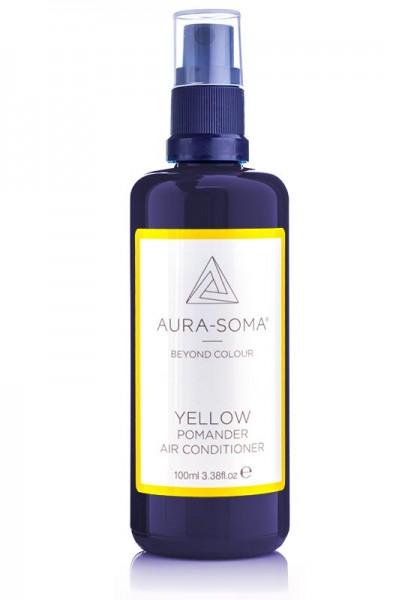 Aura-Soma® Raumspray Gelb - Pomander