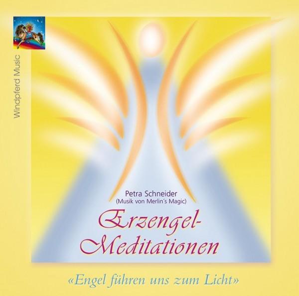 Erzengel-Meditationen - Meditations-CD