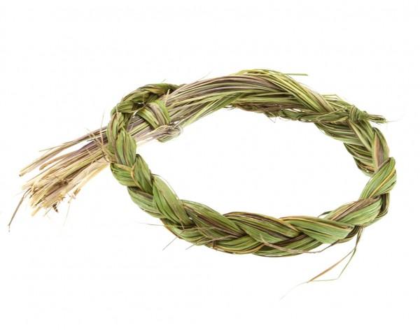 Sweetgrass Räucherzopf