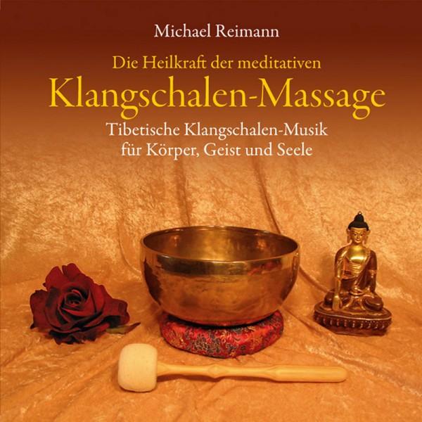 Tibetische Klangschalen-Massage (CD)
