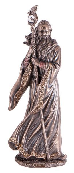 Die Magie Avalons - Merlin Figur,  47 cm