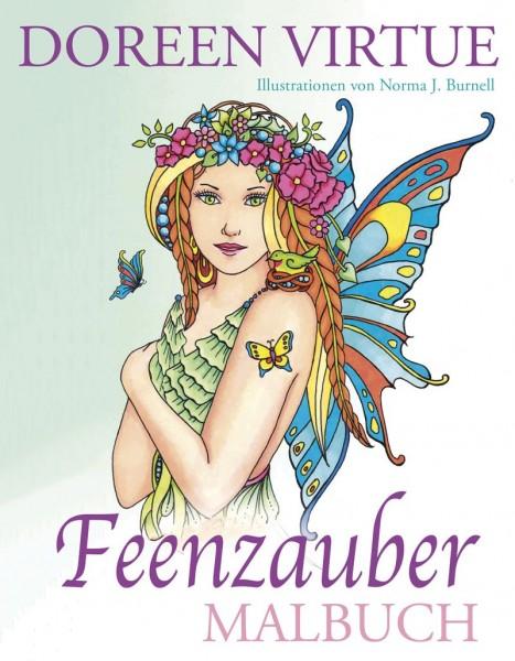 Feenzauber Malbuch, Doreen Virtue