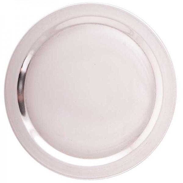 Räucherplatte 12cm für Teelichtgefäß