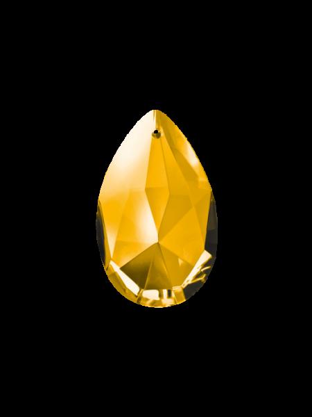 """Kristalltropfen """"Goldener Schöpfungsstrahl"""""""