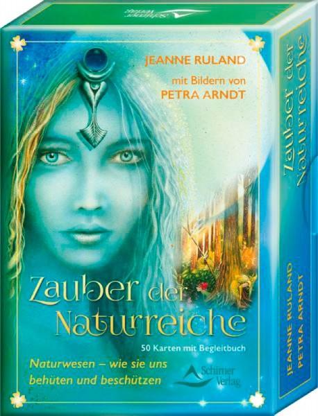 """""""Zauber der Naturreiche"""" Kartenset - Jeanne Ruland"""