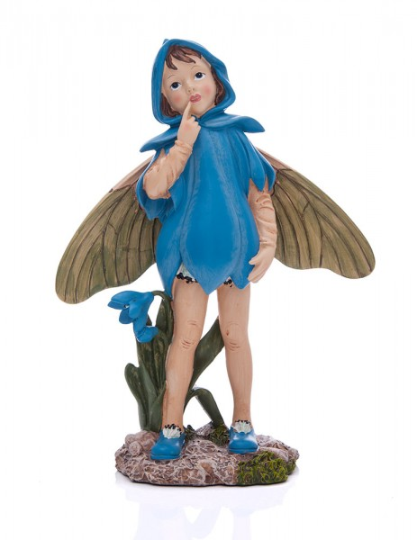 Flower Fairy Fee Blaustern
