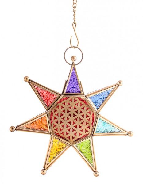 Orientalisches Licht Chakra Stern