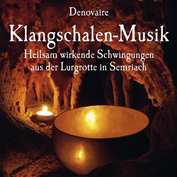 Klangschalen-Musik (CD)