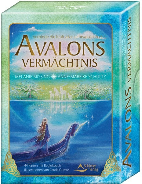 Kartenset: Avalons Vermächtnis