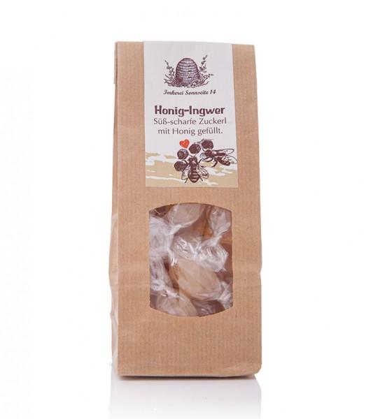 Honig-Ingwer-Zuckerl