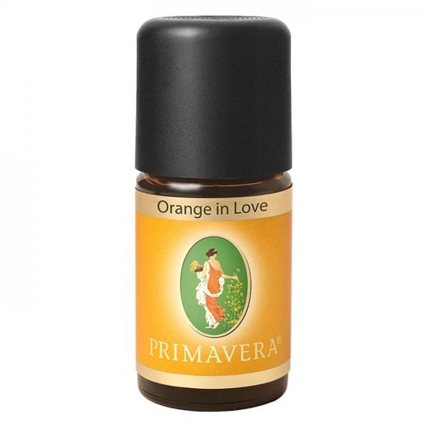 Primavera Orange in Love Duftmischung