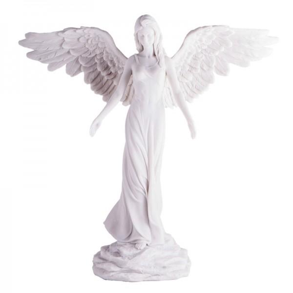 Engelfigur Friedensengel, Kunstharz