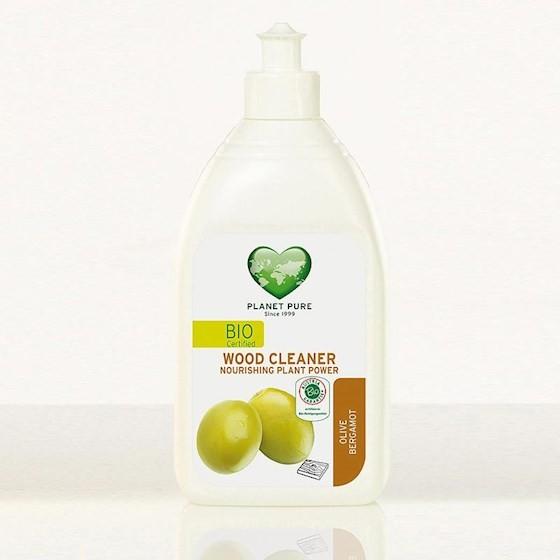 Planet Pure - Bio Holzreiniger Olive Bergamotte