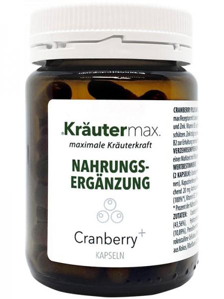 Kräutermax Cranberry, 60 Kapseln