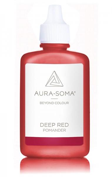 Aura-Soma® Pomander Tiefrot