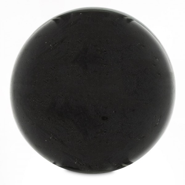 Kugel aus schwarzem Turmalin