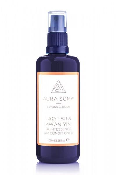 Aura-Soma® Raumspray Lao Tse & Kwan Yin  - Quintessenz