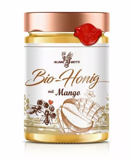 Mango Aufstrich mit Honig aus der Imkerei Sonnseite14
