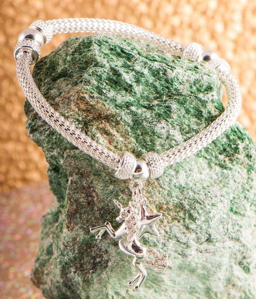 Einhorn-Armband