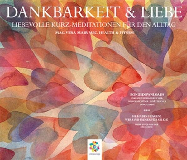Dankbarkeit & Liebe - Meditations-CD