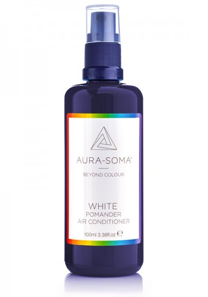 Aura-Soma® Raumspray Weiß - Pomander