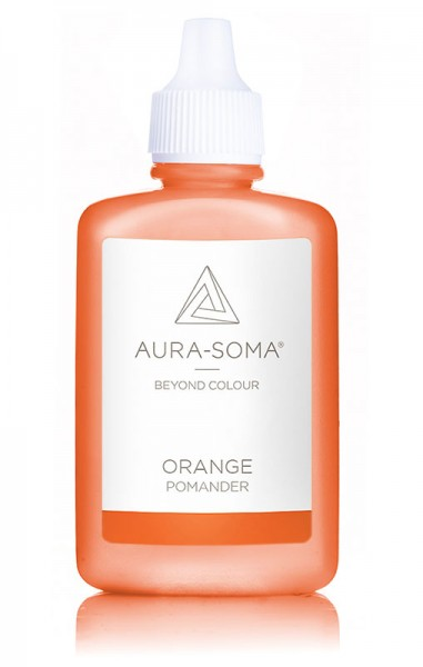 Aura-Soma® Pomander Orange